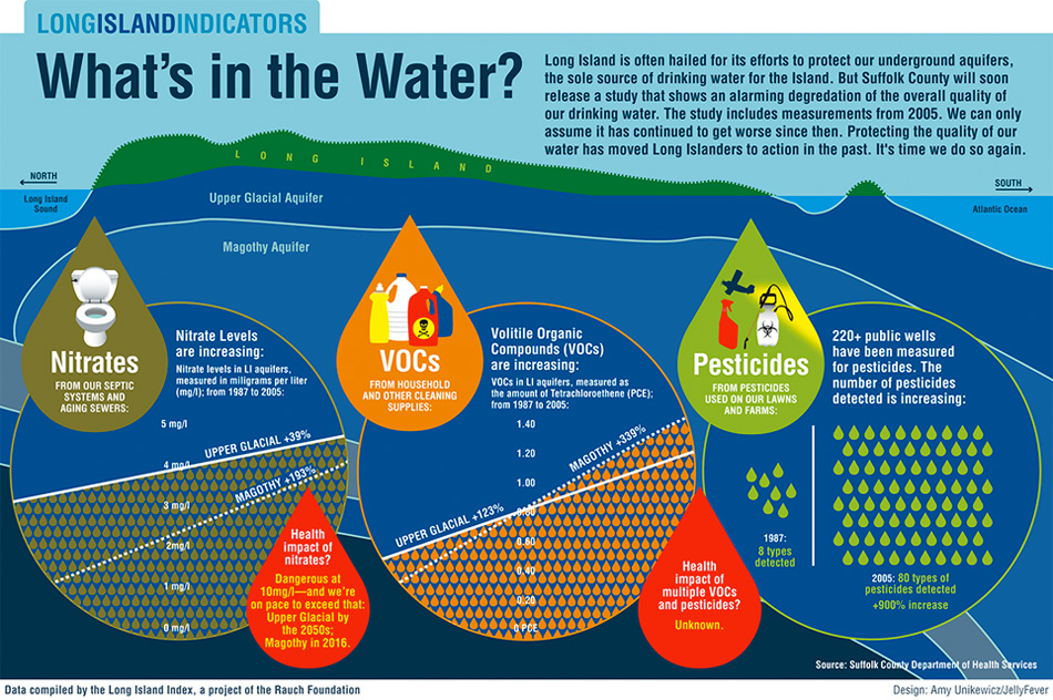 Long Island Indicators: What's in the Water?